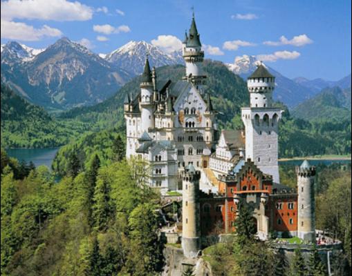 Il castello di Walt Disney esiste davvero