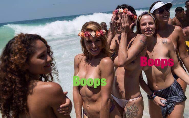 Topless sì, topless no?