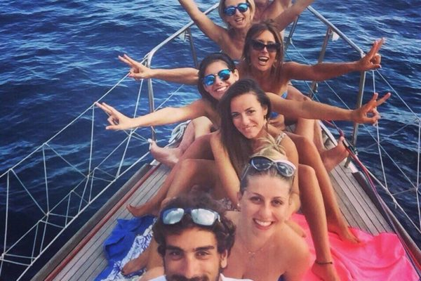 Vacanze low-cost: isole Pontine in barca a Vela