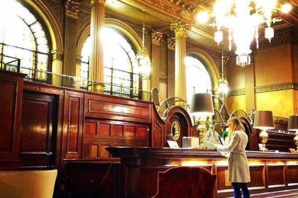Soggiorni da sogno: Hotel Metropole, Bruxelles