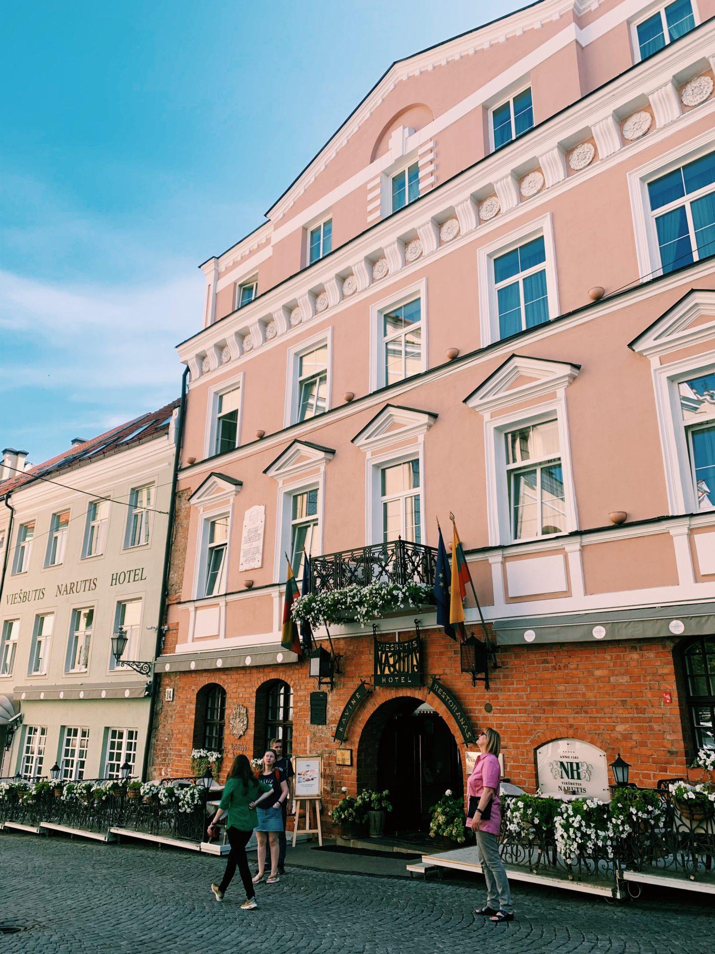 Viaggio Nelle Repubbliche Baltiche Vilnius Riga E Tallinn